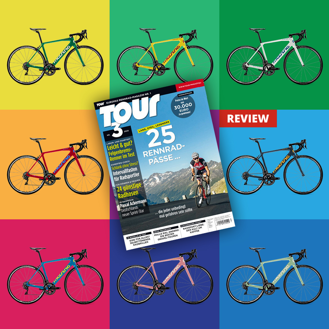 TOUR Rennradmagazin 03/2020