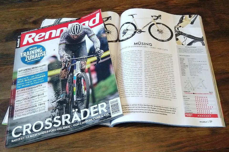 RennRad Magazin 11/2019
