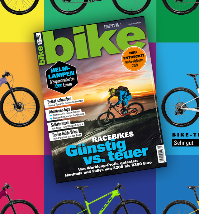 BIKE-Magazin Racebike-Test 1/2020