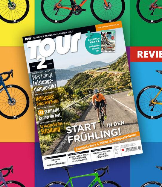 TOUR Rennradmagazin 02/2020