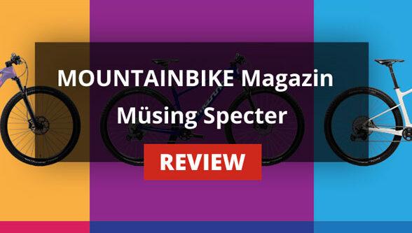 MOUNTAINBIKE Magazin 03/2020