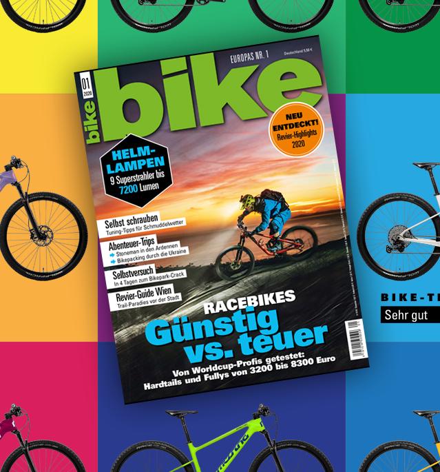 BIKE-Magazin Racebike-Test 1/2020